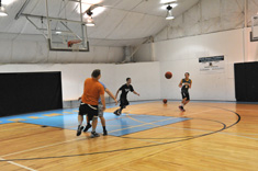 gyms in montrose with basketball court