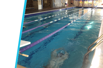 Indoor Swimming Pool | Fitness Center in Montrose NY