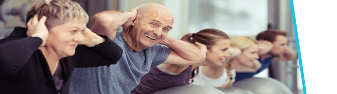 Senior Fitness at Premiere Fitness Montrose, NY