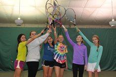 Tennis Gym in Montrose